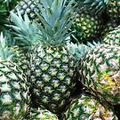 Pineapples by Mario  Vazquez