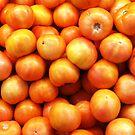 Tomatoes by Mario  Vazquez