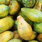Papaya by Mario  Vazquez