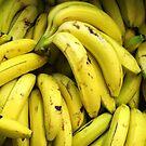 Bananas by Mario  Vazquez