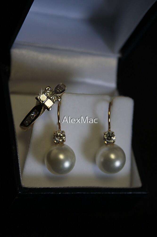 Wedding Jewelry  by AlexMac