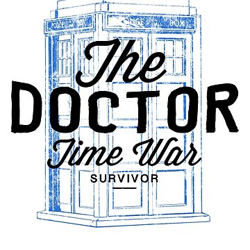 The Doctor - Time War Survivor by halfcrazy