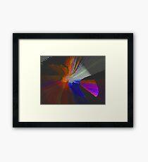 Like Wings of Dawn Framed Print
