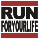 Run-F.Y.L. in black font by ImMackBish