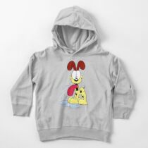 odie cuteness Toddler Pullover Hoodie