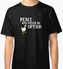 Gans-Spiel-Benennung Classic T-Shirt