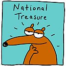 National Treasure by firstdog