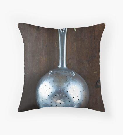 Sieve Throw Pillow