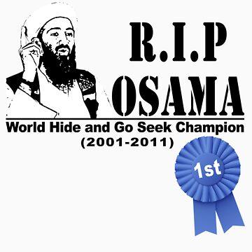 RIP OSAMA by KISSmyBLAKarts