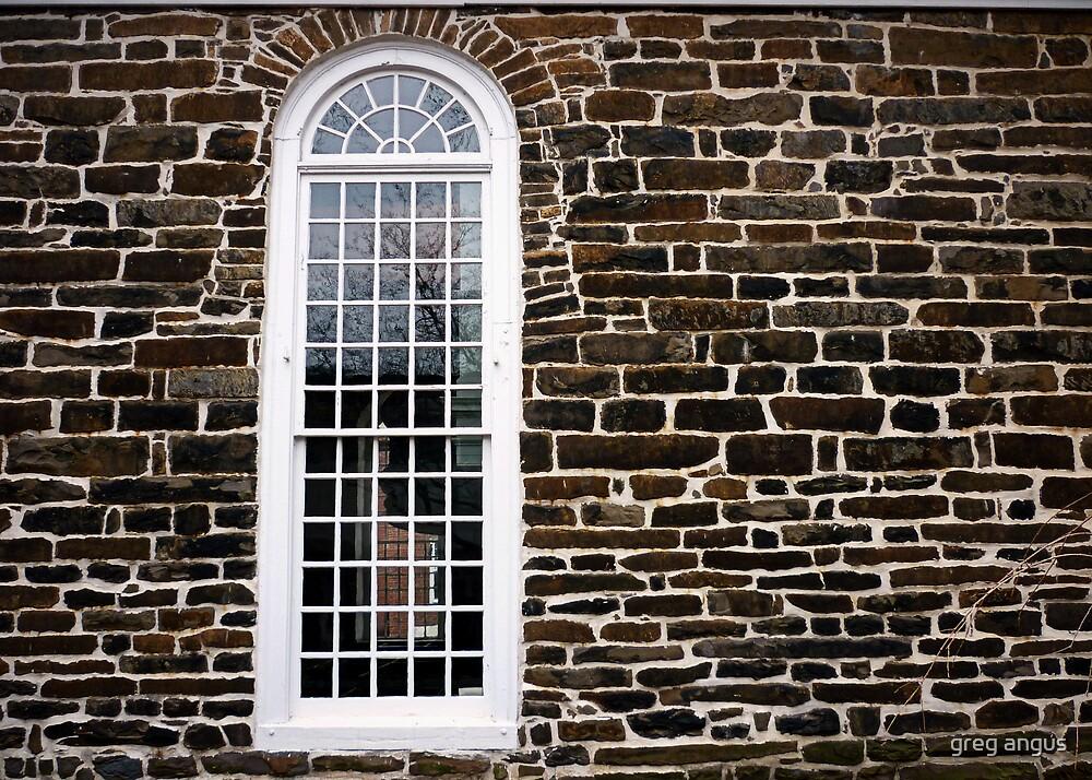 st. george's window by greg angus