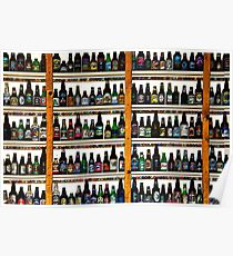 99 BOTTLES OF BEER ON THE WALL Poster