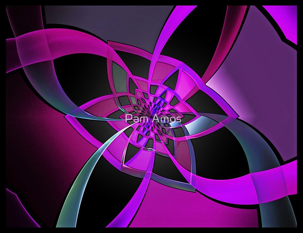 Purple Portal by Pam Amos
