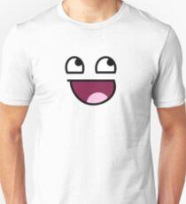 Awesome Smiley Full Unisex T-Shirt