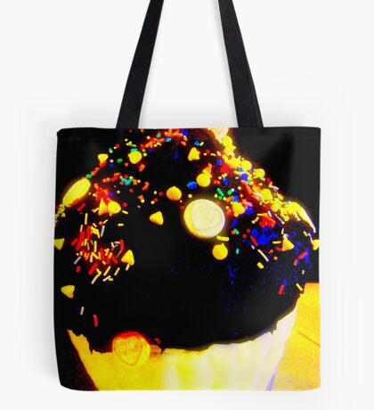 Giant cupcake. Tote Bag