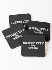 Quebec City Quebec Coasters