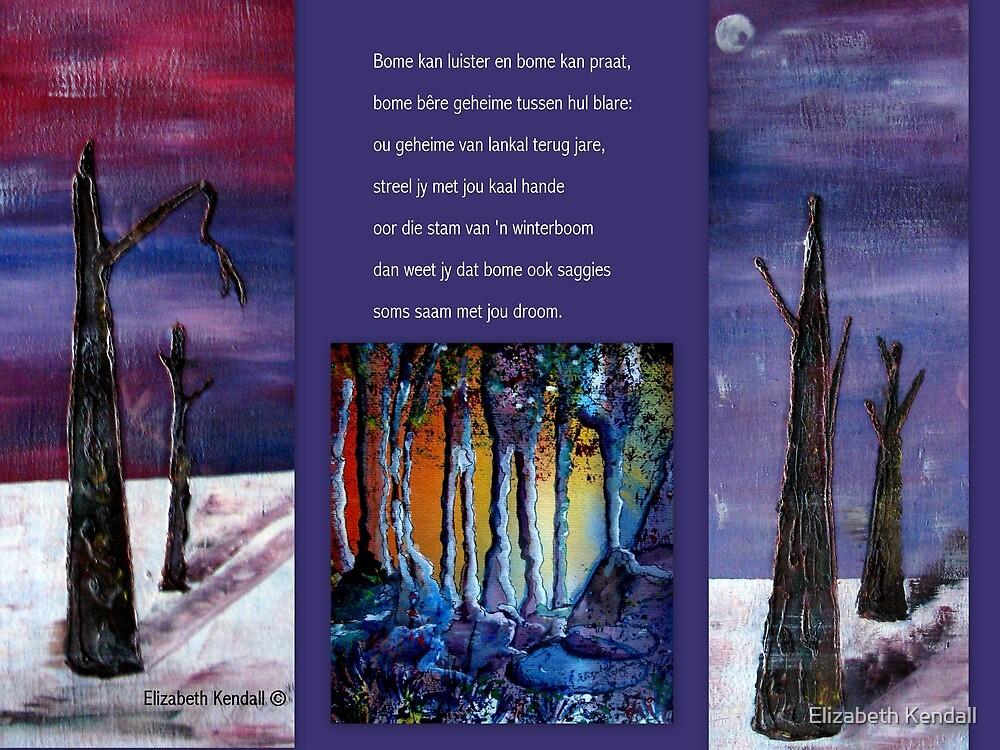 Bome by Elizabeth Kendall