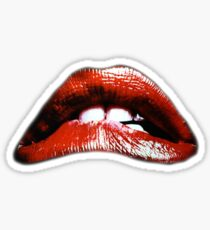 Rocky Horror Lips Sticker