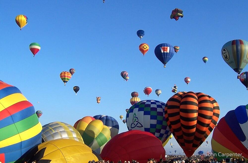 Balloon Fest by John Carpenter