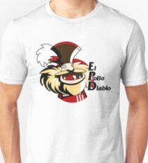 El pollo diablo Unisex T-Shirt
