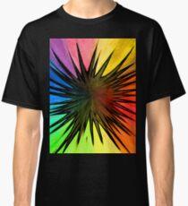 """Rainbow Splat"" Clothing Classic T-Shirt"