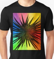 """Rainbow Splat"" Clothing T-Shirt"