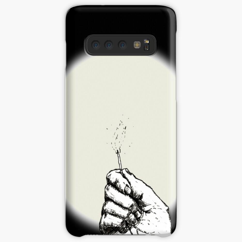Dark Case & Skin for Samsung Galaxy