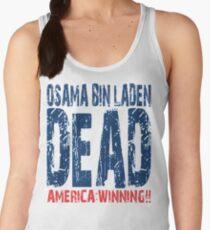 Osama is Dead - Light Women's Tank Top