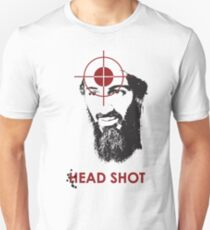 Head Shot ver. 2 T-Shirt