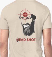 Head Shot ver. 2 (Hoodie) Unisex T-Shirt