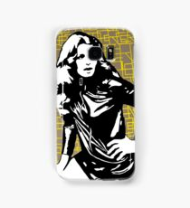 Sixties vamp Samsung Galaxy Case/Skin