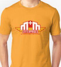 M&M Enterprises (Wings) Slim Fit T-Shirt