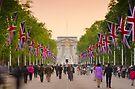 UK, England, London, Buckingham Palace, Royal Wedding by Alan Copson