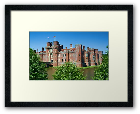 Herstmonceux Castle by Dean Messenger