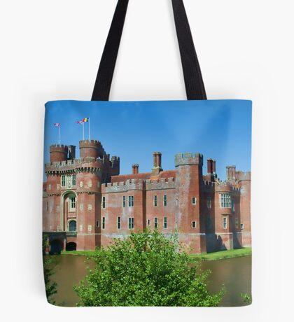 Herstmonceux Castle Tote Bag