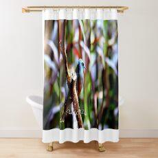 Bird of Colours Shower Curtain