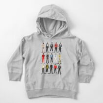 Outfits of King Jackson Pop Music Fashion Toddler Pullover Hoodie