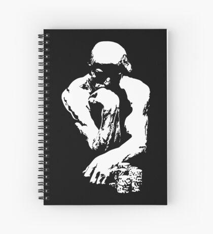 The Thinking Man Poker Spiral Notebook