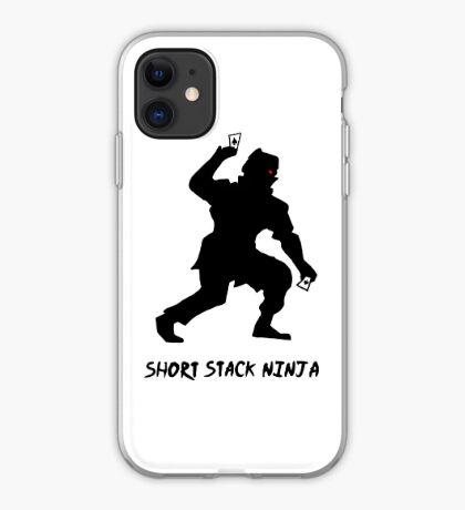 Short Stack Ninja iPhone Case