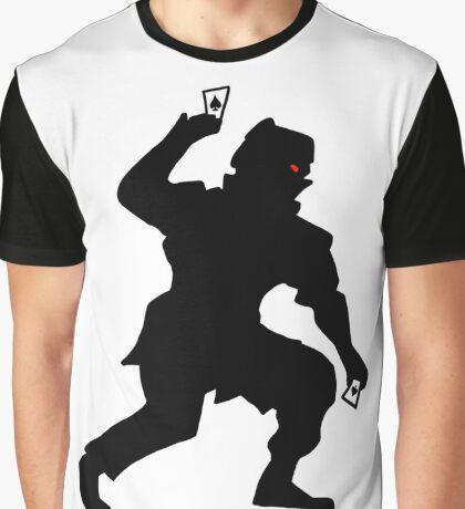 Short Stack Ninja Graphic T-Shirt