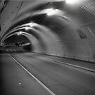 1984 - the tunnel by Ursa Vogel