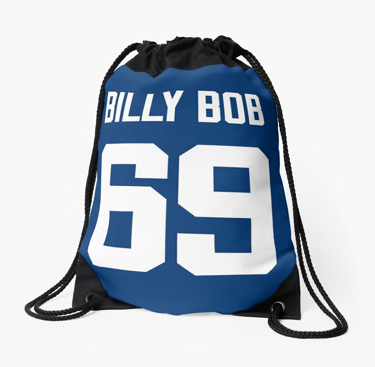 37b7fc617 Varsity Blues Jersey Shirt – Billy Bob