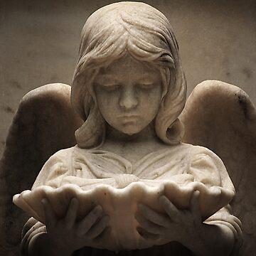 Weeping Angel 1 by Geier