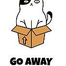 Go Away Human by Gail Francis (GaFra)