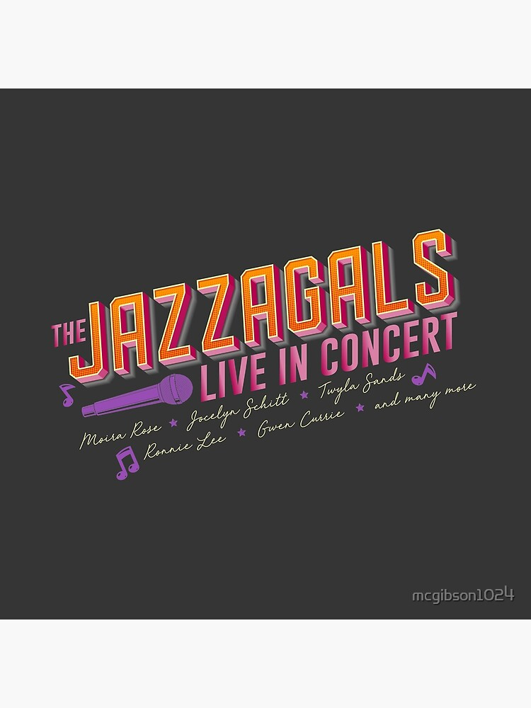 Jazzagals by mcgibson1024