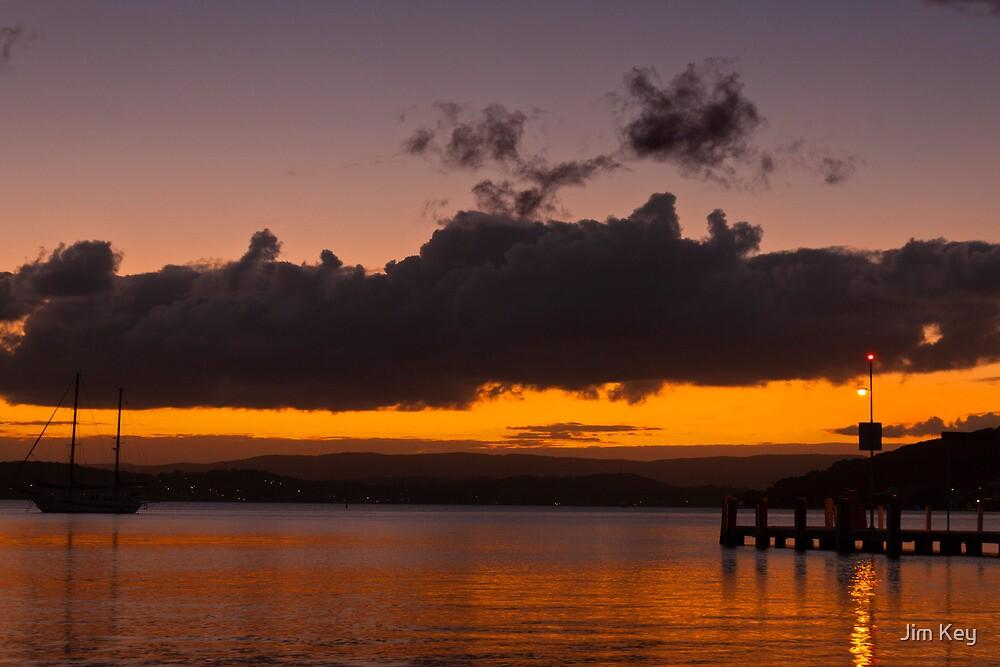 Lake Macquarie  Belmont  NSW by Jim Key