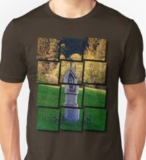 Holy Mary wayside cross | cultural heritage T-Shirt