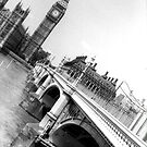 Westminster Bridge - London by Victoria limerick