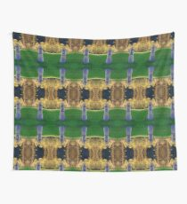Holy Mary wayside cross | cultural heritage Wall Tapestry