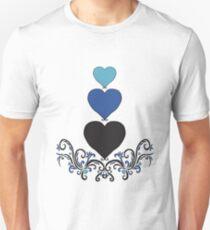 Trois de Coer Unisex T-Shirt