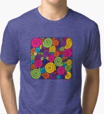 Bubblegum Tri-blend T-Shirt